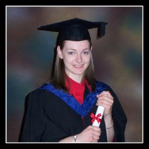 Louise graduation 600