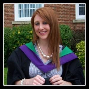 Sarah graduation