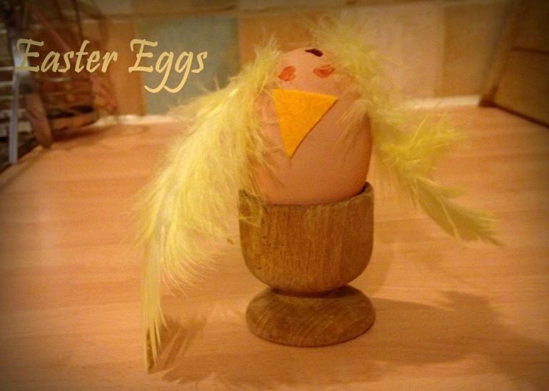 An Egg for Easter