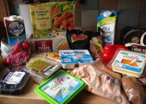 PKU supermrket foods