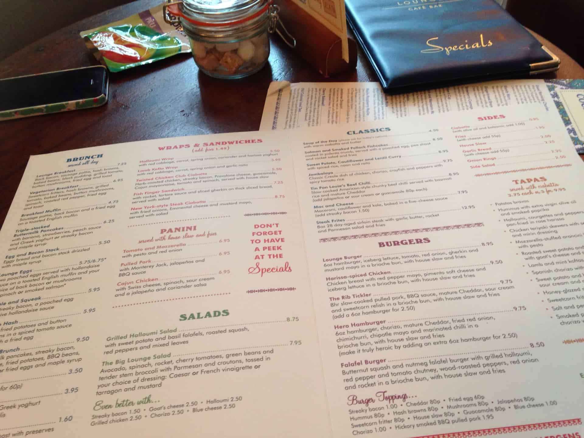 The 7 day 7 exchange challenge – The Meal Out!