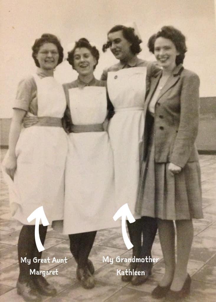 Nurses in the 1940's