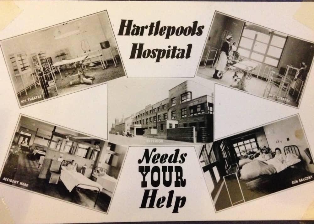 Hartlepool Hospital