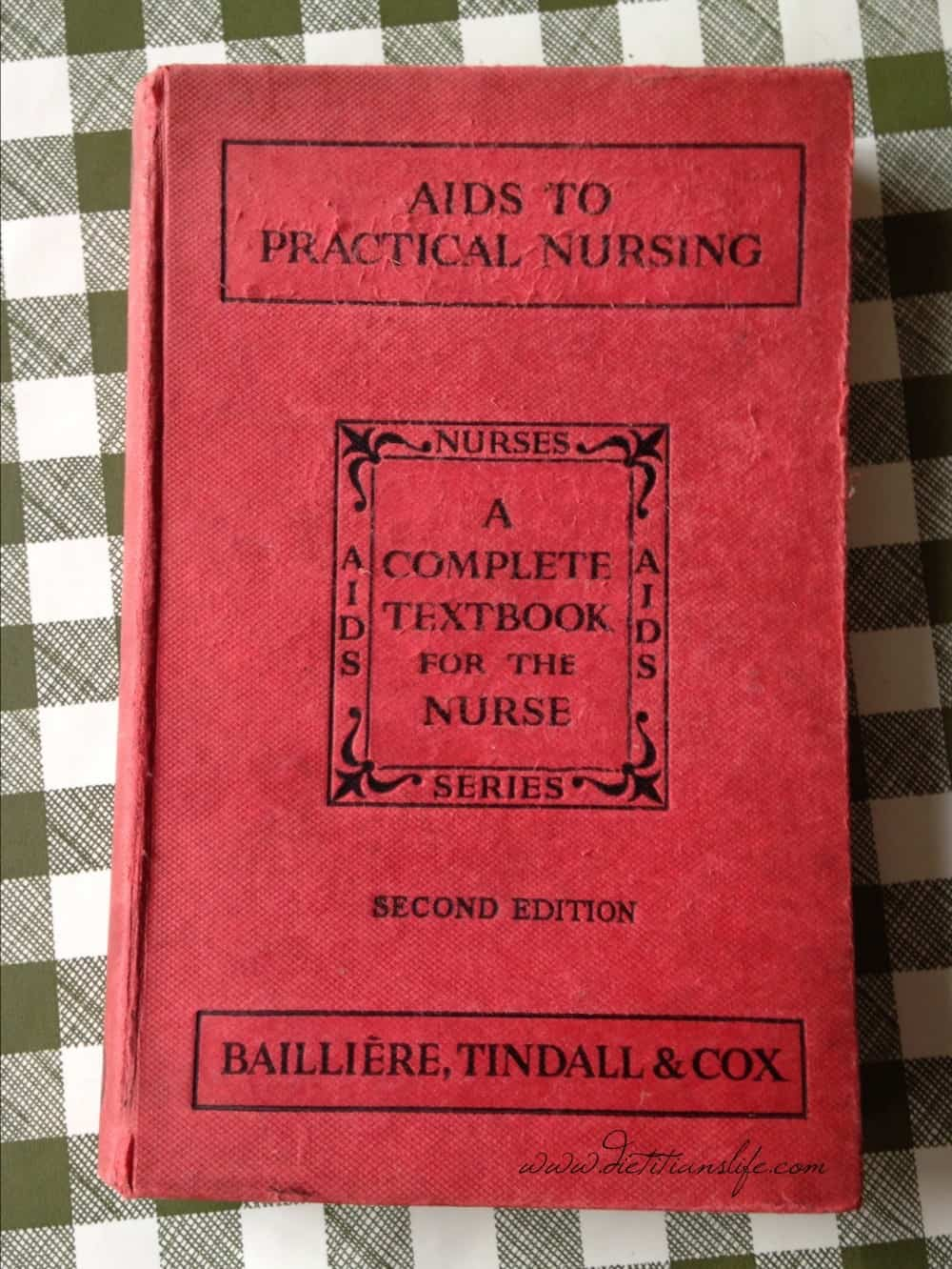 Aid to practical nursing