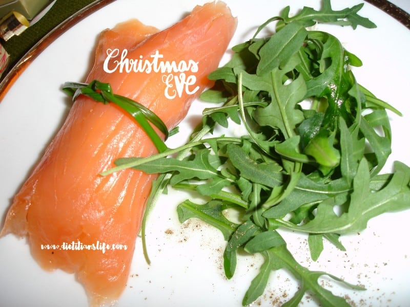 Christmas Smoked Salmon