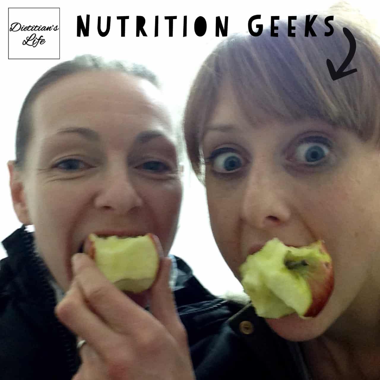 Nutrition geeks