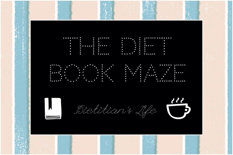 The Diet Book Maze