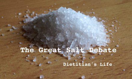 The Great Salt Debate