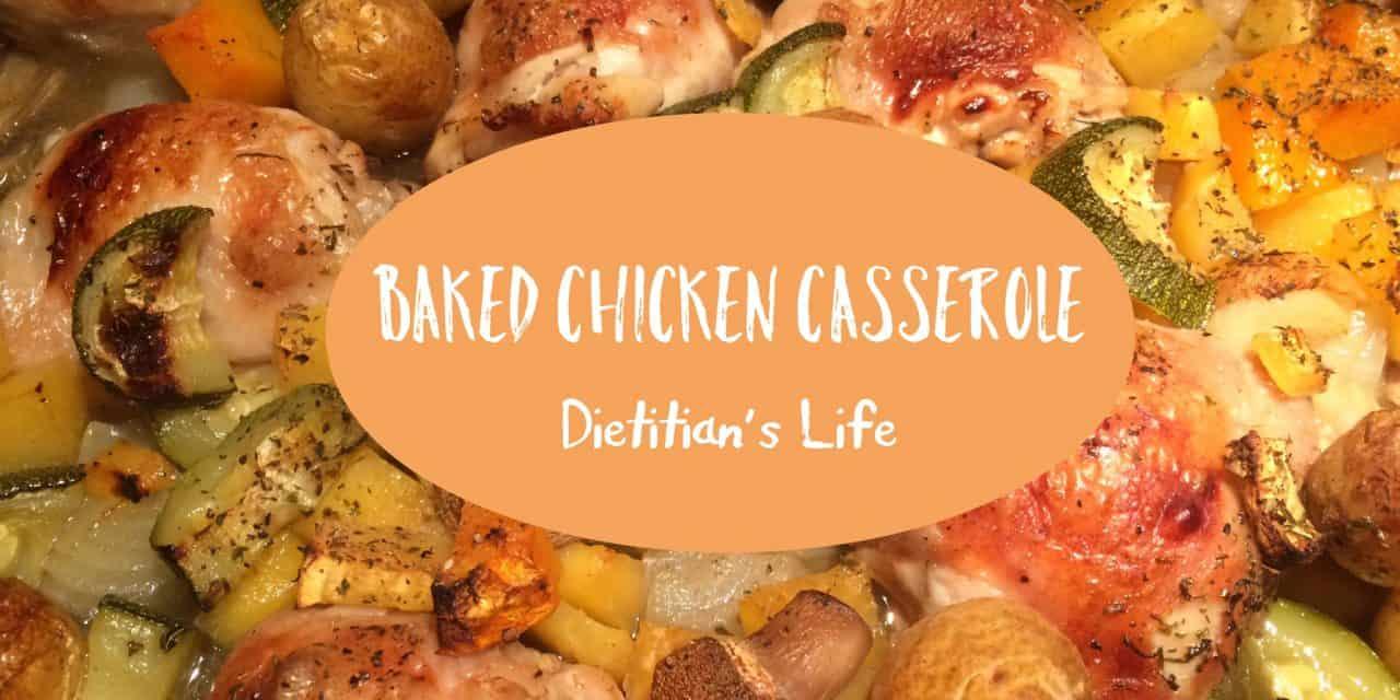 Baked Chicken Casserole