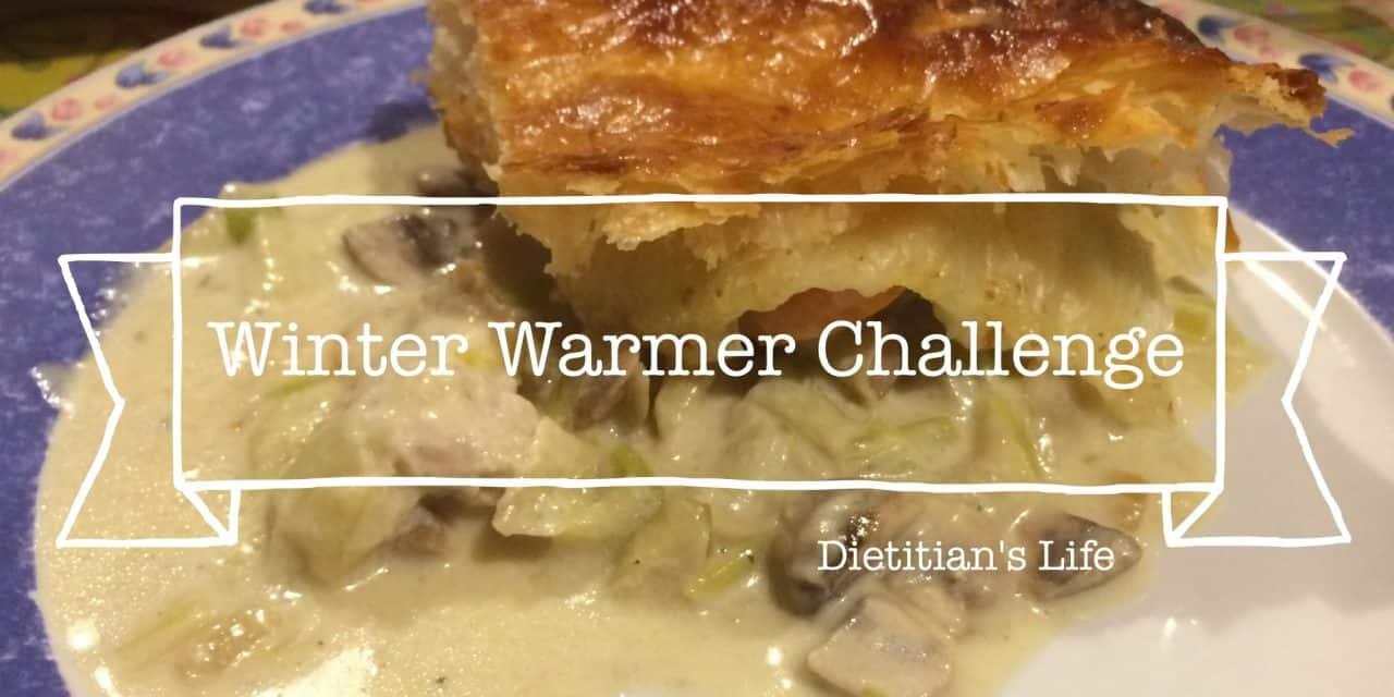 Winter Warmer Challenge