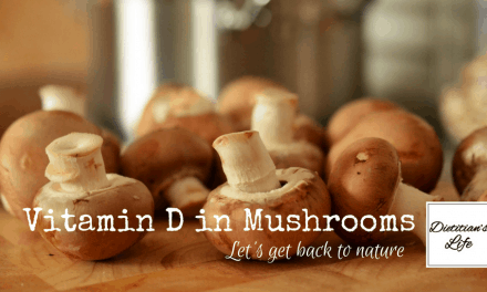 Vitamin D in mushrooms: Lets get back to nature