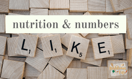 Nutrition and Numbers: The power of social media