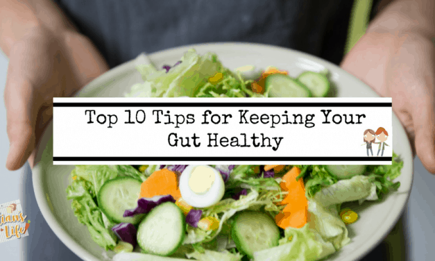 Top 10 Tips to Keep you Gut Healthy