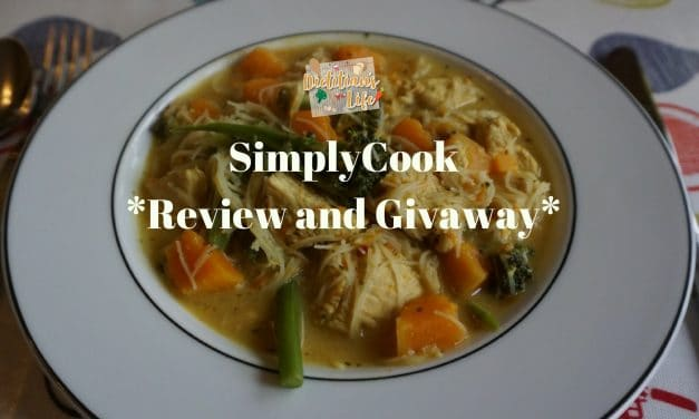SimplyCook: Review and Giveaway