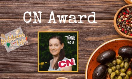 CN Award Winner!