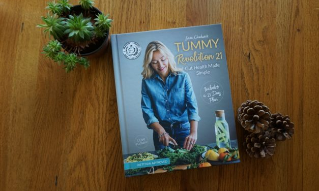 Book Review and Giveaway: Tummy Revolution 21