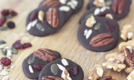 Dark Chocolate Treats