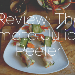 Review: The Ultimate Julienne Peeler