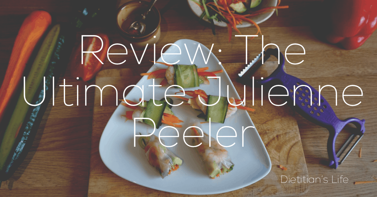 The Ultimate Julienne Peeler: Review