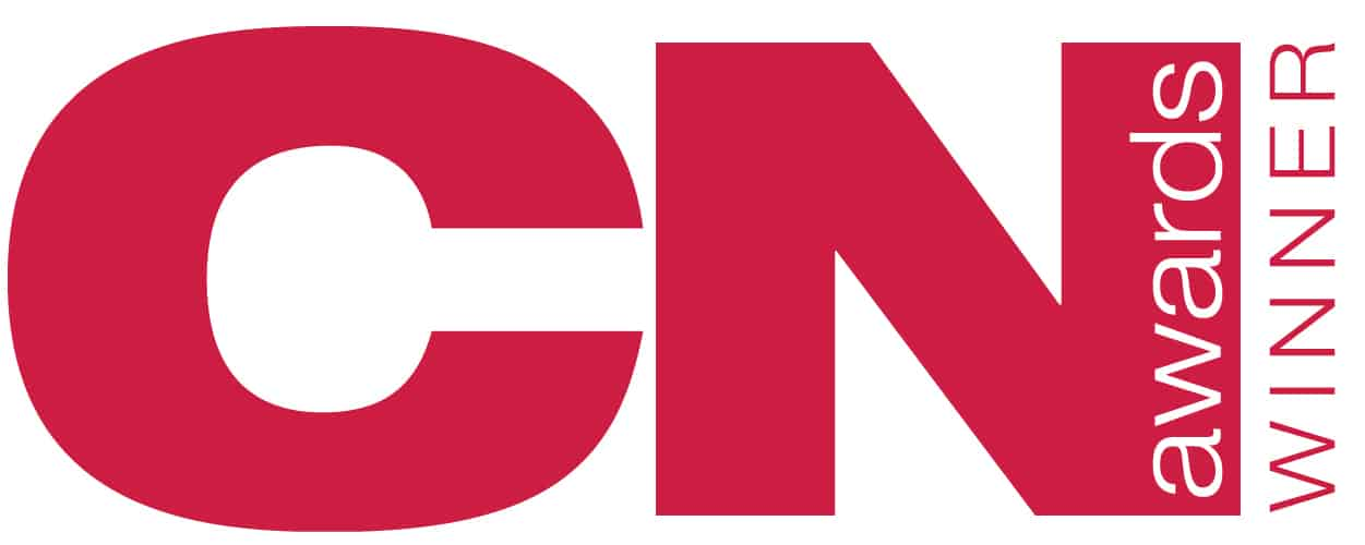 CN award winner logo