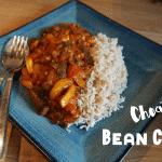 Cheats Bean Chilli Recipe