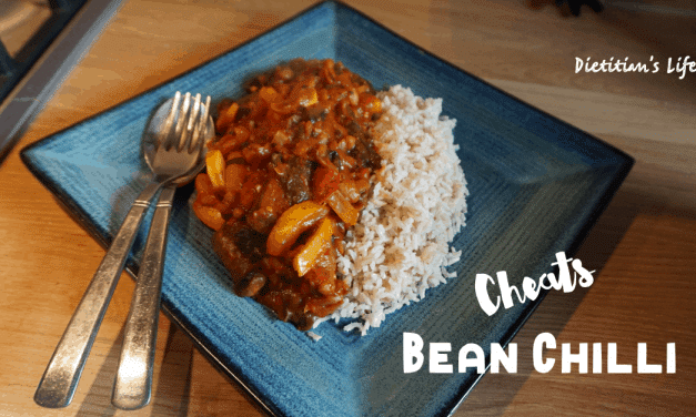 Cheats Bean Chilli Recipe