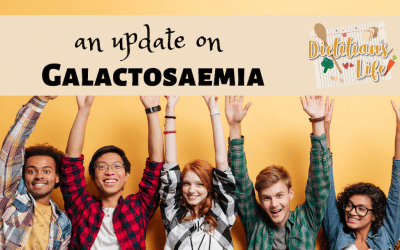 An Update on Galactosaemia and Dietary Treatment