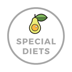 Special diets logo